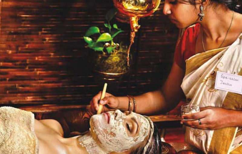 Ayurhome ayurveda skin care treatments in kerala